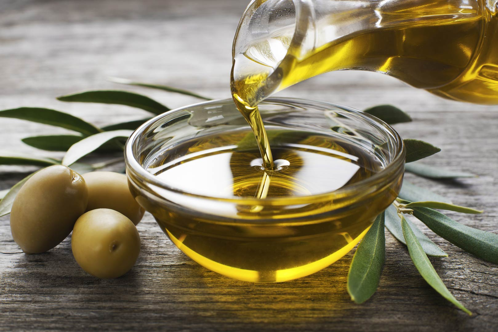 Olive Oil against Cholesterol and Hypertension