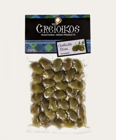 Chalkidiki olives 250gr