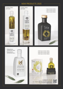 Corporate Business Gifts - EVOO Olive Oil