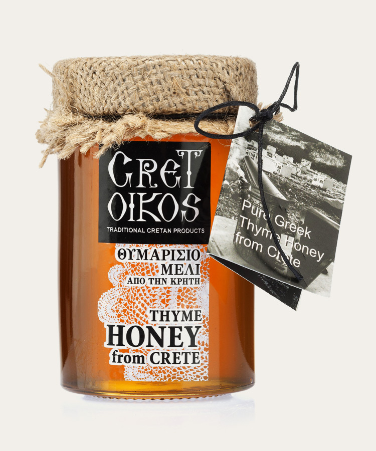 Corporate Gifts / Business Gifts from pure honey (Crete Greece)