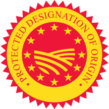 PDO - protected designation of origin Olive Oil