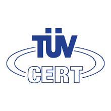 TUV CERT - international food standartds certification - olive oil